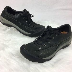 Keen Waterproof Hiking Shoes Hunter Green